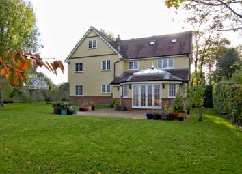 Thumbnail 6 bed detached house for sale in High Street, West Wratting, Cambridge