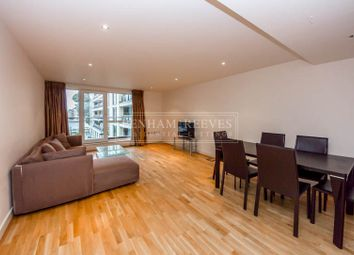 Thumbnail 3 bedroom flat to rent in Lensbury Avenue, Fulham