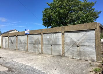 Thumbnail Parking/garage for sale in Station Road, Pool