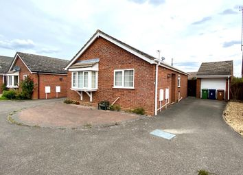 Thumbnail 2 bed detached bungalow for sale in Turnbull Road, March