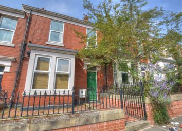 Thumbnail 4 bed terraced house for sale in St. Johns Road, Elswick, Newcastle Upon Tyne