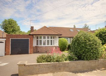 Thumbnail 2 bed semi-detached bungalow for sale in Cranleigh Gardens, Grange Park
