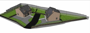 Thumbnail Land for sale in 9-10 Tyndale Crescent, Belfast