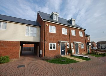 Thumbnail 3 bed end terrace house for sale in Crispin Street, Aylesbury, Buckinghamshire