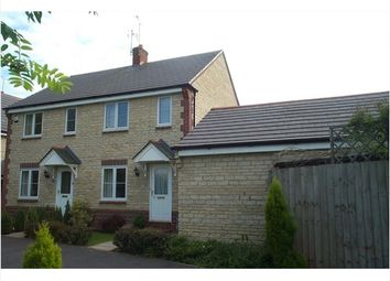 Thumbnail 2 bed semi-detached house to rent in Mallards Way, Bicester