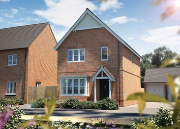 "Thumbnail 3 bed detached house for sale in ""The Yarkhill"" at Redbridge Lane, Nursling, Southampton"