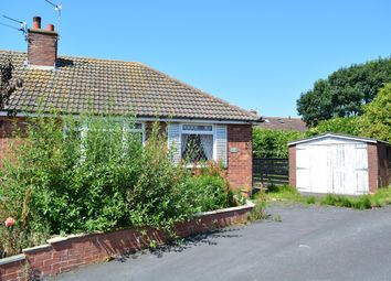 Thumbnail 1 bed semi-detached bungalow for sale in Ilkley Grove, Thornton Cleveleys