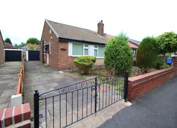 Thumbnail 2 bed bungalow for sale in Brentford Road, South Reddish, Stockport