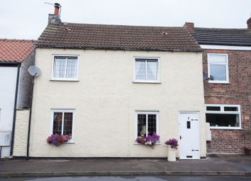 Thumbnail 3 bed cottage for sale in Hull Road, Cliffe, Selby