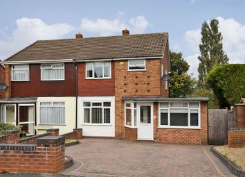 Thumbnail 4 bedroom semi-detached house for sale in Freeth Road, Brownhills, Walsall