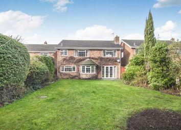 Thumbnail 4 bed detached house for sale in Walden Avenue, Arborfield