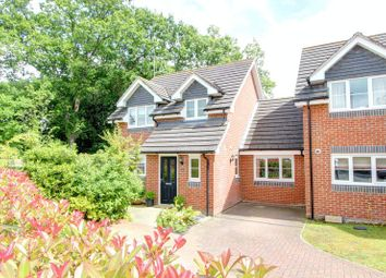 Thumbnail 4 bed semi-detached house for sale in Rosslyn Mews, North Baddesley, Hampshire