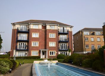 Thumbnail 2 bed flat for sale in Sovereign Harbour South, Eastbourne