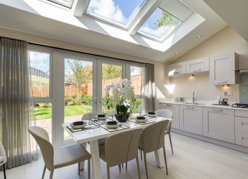 Thumbnail 3 bedroom detached house for sale in Gateford Road, Worksop, Nottinghamshire