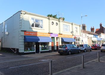 Thumbnail 4 bedroom flat for sale in London Road South, Lowestoft