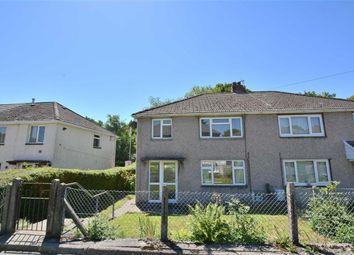 Thumbnail 3 bed semi-detached house for sale in Llwyn Onn, Aberdare, Rhondda Cynon Taff