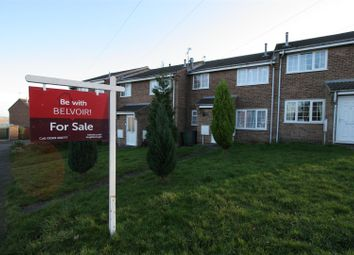 Thumbnail 1 bed terraced house for sale in Durrell Close, Loughborough, Leicestershire