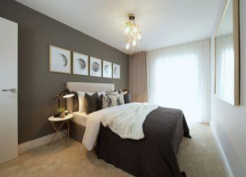 Thumbnail 1 bed flat for sale in 100 Riverside Quay, Endle Street, Southampton