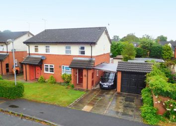 Thumbnail 3 bed semi-detached house for sale in The Beeches, Nantwich