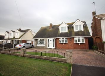 Thumbnail 3 bed detached bungalow for sale in The Strand, Fleetwood, Lancashire