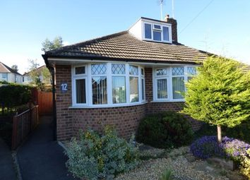 Thumbnail 2 bed bungalow for sale in Montfort Close, Northampton, Northamptonshire, Northants