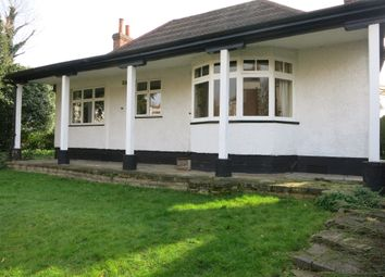 Thumbnail 3 bed bungalow to rent in Molember Road, East Molesey