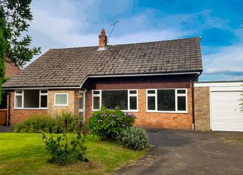 Thumbnail 3 bed detached bungalow to rent in Sheppenhall Lane, Aston, Nantwich