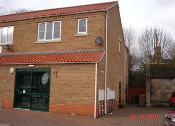 Thumbnail 1 bed flat to rent in Church View, Ruskington