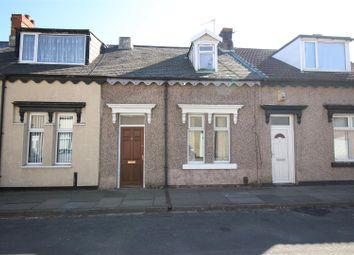 2 bed terraced house for sale in Brunton Street, Darlington DL1