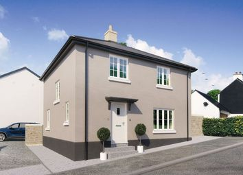 Thumbnail 3 bed detached house for sale in Plot 74, Bellacouch Meadow, Chagford