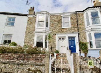 Thumbnail 3 bed terraced house for sale in Penwerris Terrace, Falmouth