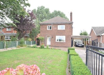 Thumbnail 3 bed detached house for sale in 68 North Street, West Butterwick, Scunthorpe
