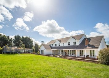 Thumbnail 5 bed detached house for sale in West Pennard, Somerset