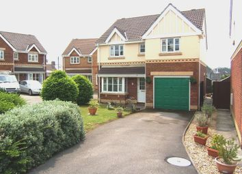 Thumbnail 4 bedroom property to rent in 14 Bryn Gorsedd, Litchard, Bridgend.