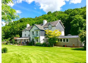 Thumbnail 8 bed country house for sale in Aberedw, Builth Wells