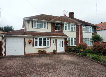 Thumbnail 4 bed semi-detached house for sale in Primrose Lane, Helsby