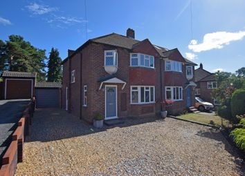 3 bed semi-detached house for sale in Spring Woods, Fleet GU52