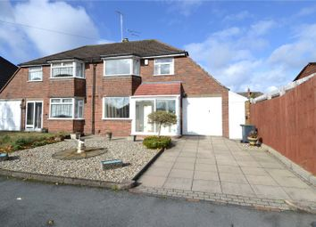 Thumbnail 3 bed semi-detached house for sale in Windmill Avenue, Rubery, Birmingham