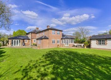 Thumbnail 5 bed detached house for sale in Coney Weston, Bury St Edmunds, Suffolk