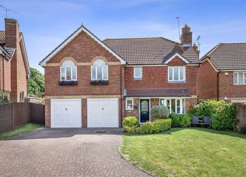 Thumbnail 5 bed detached house for sale in John Newington Close, Ashford, Kent