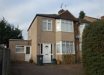 Thumbnail 3 bed end terrace house to rent in Hobbs Hill Road, Hemel Hempstead