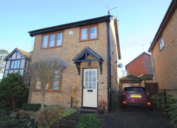Thumbnail 3 bed detached house for sale in Wymington Park, Rushden