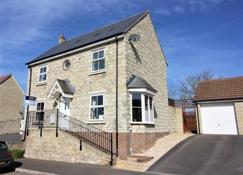 Thumbnail 3 bed detached house for sale in Purcell Road, Blunsdon, Swindon