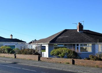 Thumbnail 2 bedroom semi-detached bungalow for sale in Woodford Avenue, Plymouth, Devon