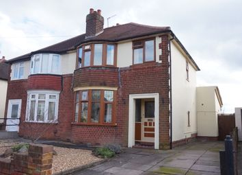 Thumbnail 3 bed semi-detached house for sale in Parkfield Avenue, Two Gates, Tamworth