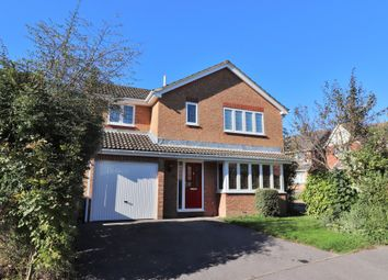 Thumbnail 4 bed detached house for sale in Athena Close, Fair Oak, Eastleigh, Hampshire