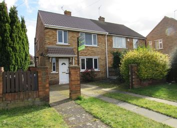 Thumbnail 3 bed semi-detached house for sale in Mayfield Crescent, Rossington