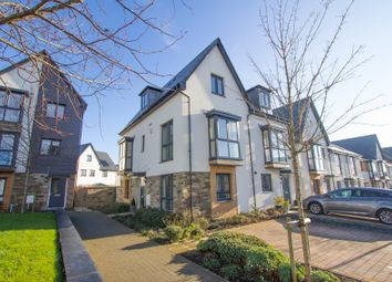 Thumbnail 3 bed semi-detached house for sale in Piper Street, Derriford, Plymouth