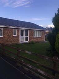 Thumbnail 3 bed detached bungalow to rent in Skomer Drive, Milford Haven