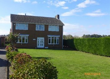 Thumbnail 3 bedroom detached house to rent in Grimsby Road, Louth